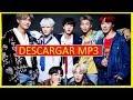 Descargar 🎵[Canciones De BTS MP3]👍