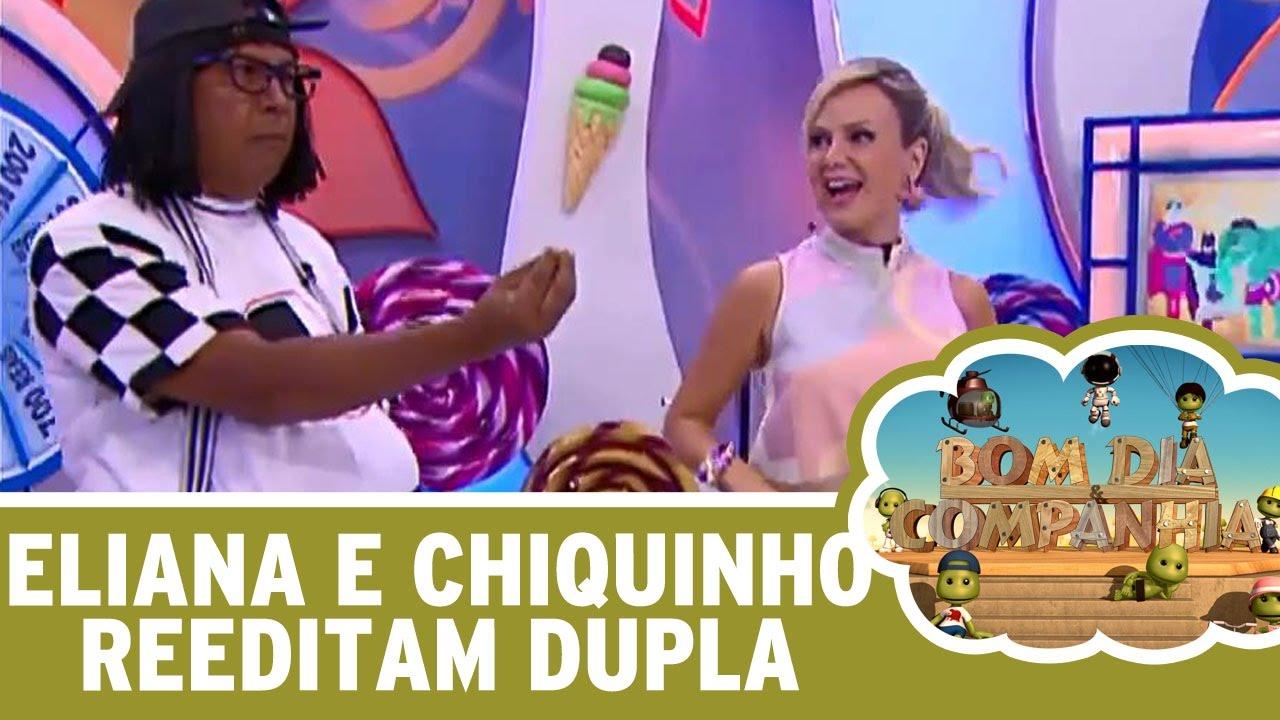Eliana E Chiquinho Reeditam Parceria