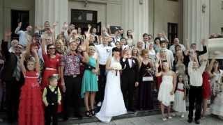 Артем и Анна. Трейлер к свадьбе.