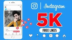 Free Instagram Likes ❤️ [EASY] How to get FREE Instagram Likes 2020