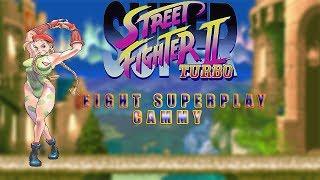 Super Street Fighter II Turbo - Cammy【TAS】