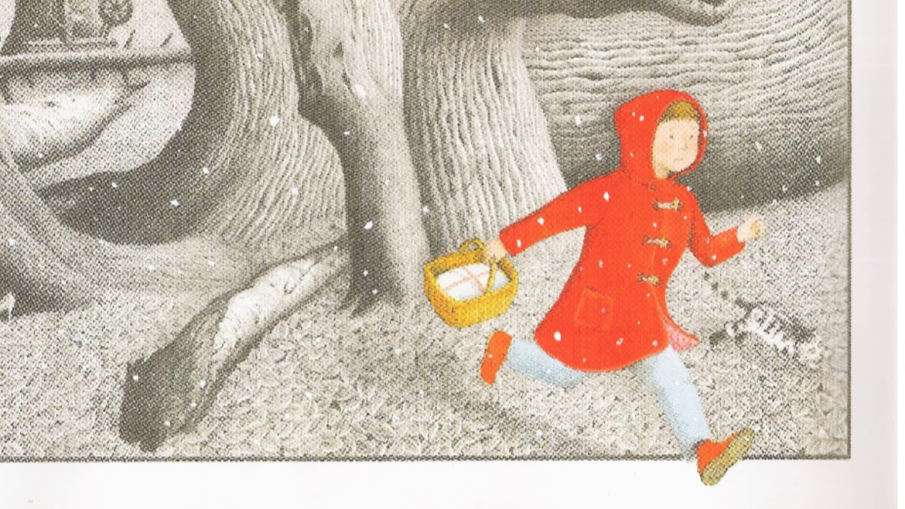 Into the Forest (Anthony Browne) BOOK READ ALOUD - YouTube