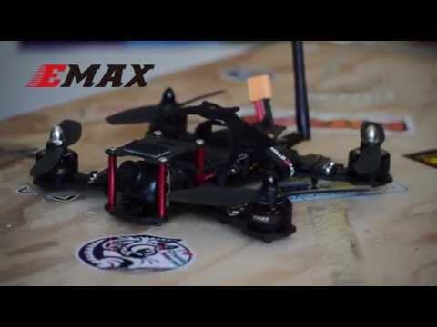 EMAX Nighthawk 200 -  Let's Build!
