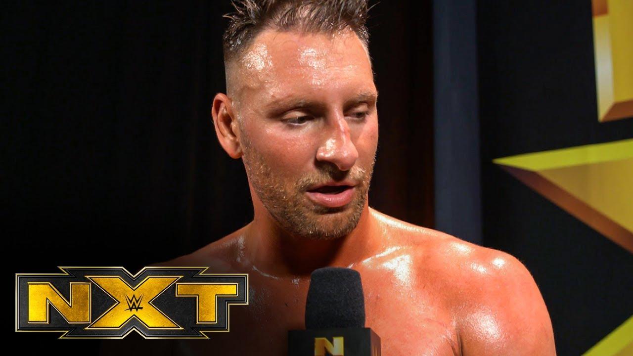 Another Hint Dominik Dijakovic Is Part Of Retribution Wrestlingnews Com