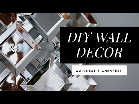 Faux Mirror | The BEST Dollar Tree DIY Mirror You Don't Want To Know About