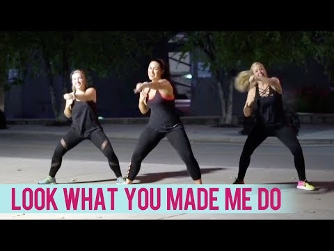 Taylor Swift – Look What You Made Me Do (Dance Fitness with Jessica)