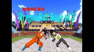 ROBLOX: Dragon Ball Rage - Goku vs Vegeta Rollenspiel pt.3
