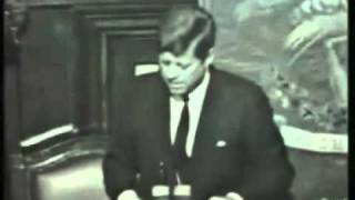 Brilliant JFK Speech in Ireland