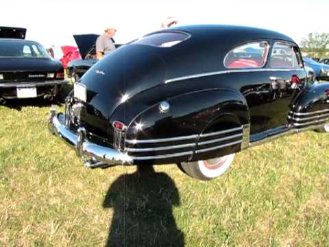 1947 Chevy Fleetline running