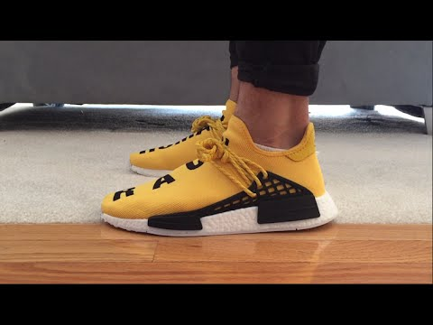 90d6e8f44abc4 Adidas NMD PW Human Race Review + On Feet - YouTube