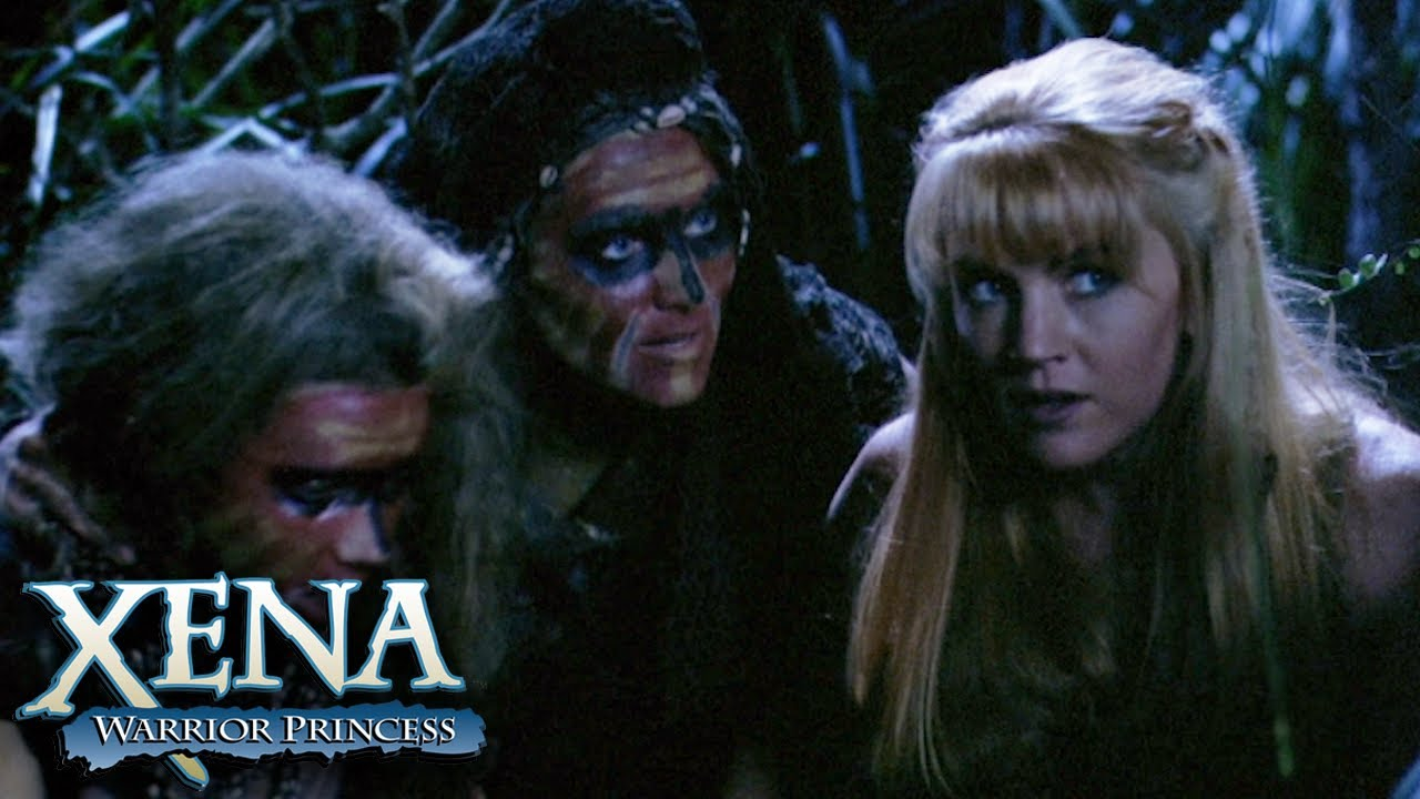 Download A Very Dangerous Rescue Mission | Xena: Warrior Princess