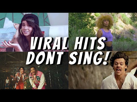 Viral HITS! ( CURRENT CHART ) You are allowed to sing only twice!