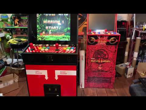Mvsx and arcade1up collab.. from 2Dai4