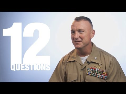 12 Questions with the 15th Marine Expeditionary Unit Commander