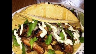 Taco Tuesday - Carnitas Tacos
