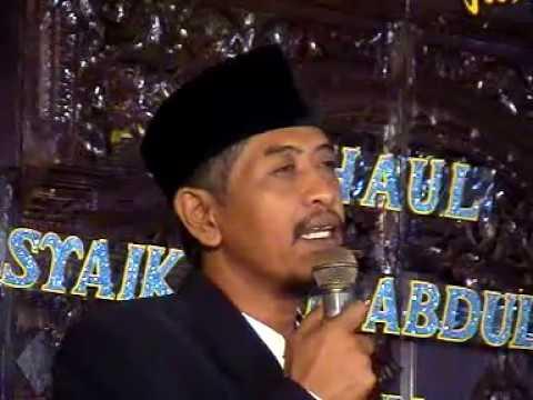 NGAJI TASAWUF :: BERSAMA Prof. DR. KH. LUQMAN HAKIM  ::  HAUL SYECH ABDUL KHAYYI MUHYIDDIN AL AMIN