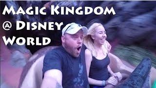 A Day @ Magic Kingdom in Disney World - Orlando, FL