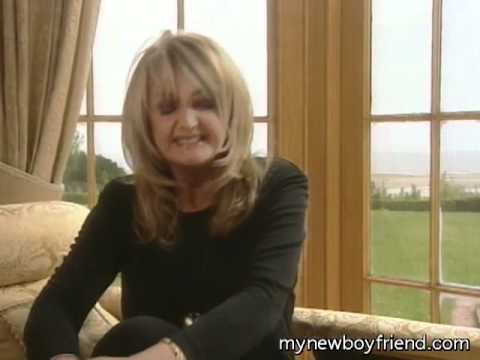 Bonnie Tyler Interview Wales 1999 1/4
