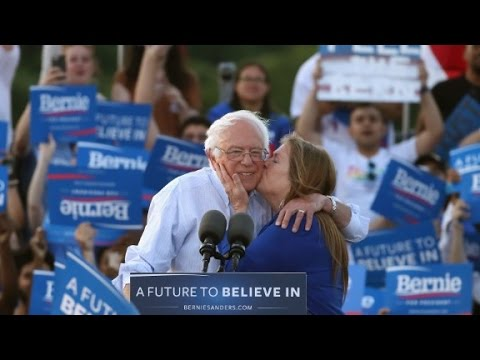 Jane Sanders reflects on the long 2016 campaign
