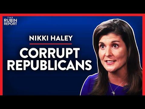 Fighting Republican Party Corruption (Pt. 2) | Nikki Haley | POLITICS | Rubin Report