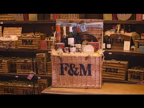 Video for Five facts about the Fortnum & Mason Christmas hamper