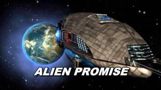 Alien Promise Book Trailer