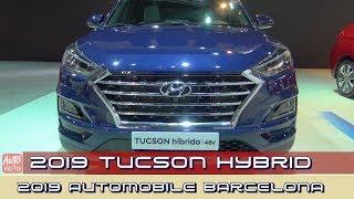 2019 Hyundai Tucson Hybrid - Exterior And Interior - 2019 Automobile Barcelona