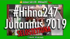 #Hihna247 - Juhannushihna 2019 LIVE selostettuna (striimitallenne)