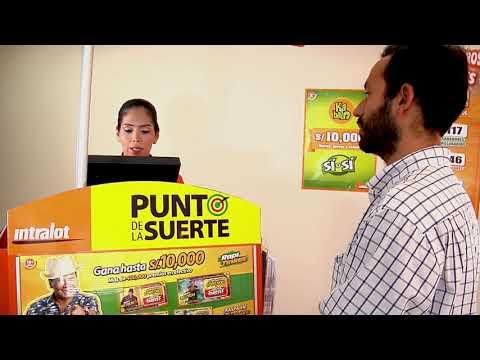 COMO JUGAR TINKA EN EL PUNTO DE VENTA DE INTRALOT DE PERU