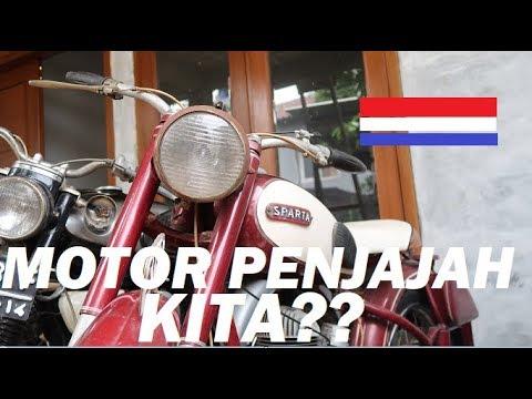 #95 - Motor Persneling Di Kanan? - Kolektor Motor Tua #oldgenesis