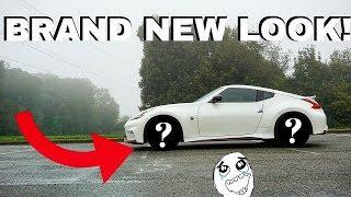 Nismo 370Z GETS NEW SHOES!! * 305 VOSSEN WHEELS! *