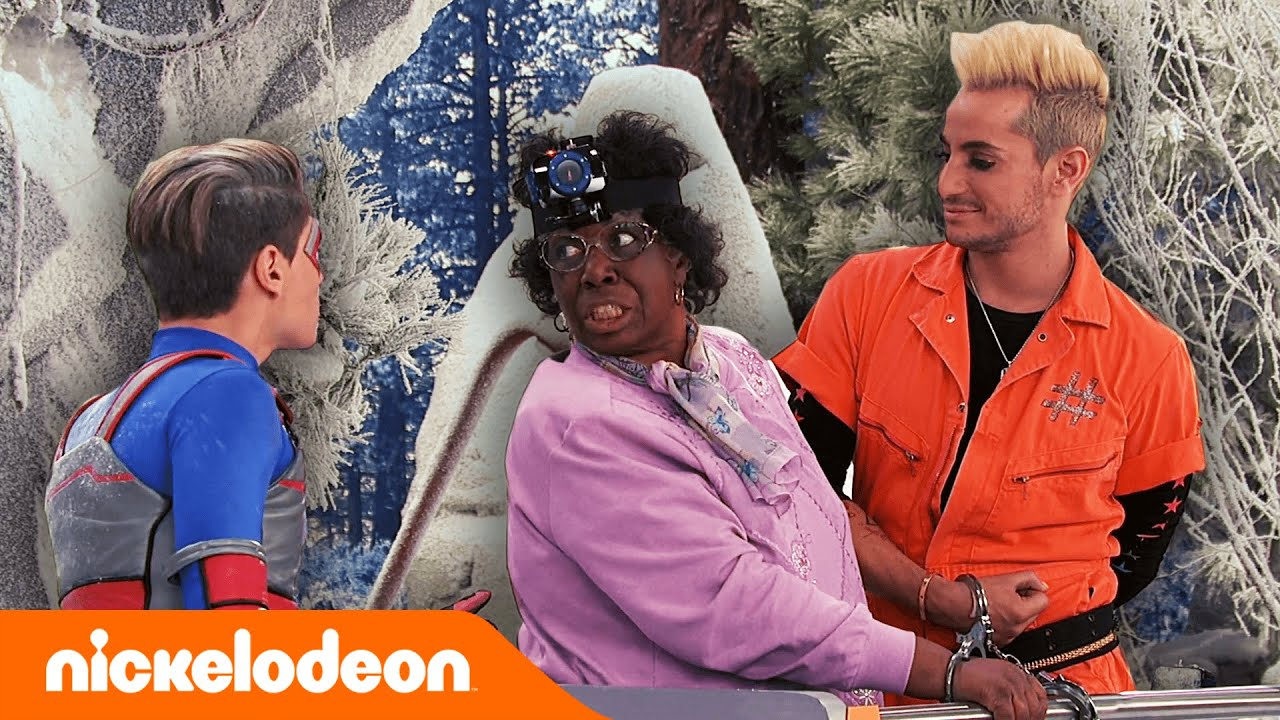 Henry Danger | Sauver Capitaine Man | Nickelodeon France