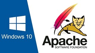How to install apache tomcat web server on windows