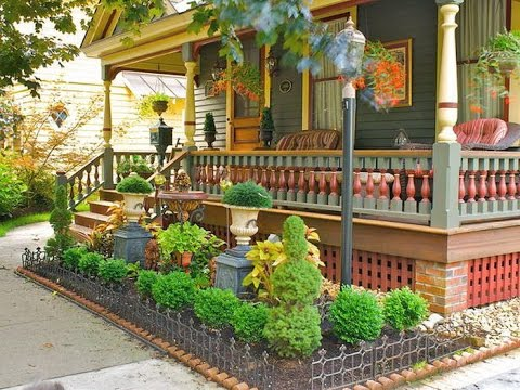 Home gardens design ideas youtube for Best home garden design