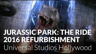 Jurassic Park - The Ride, Universal Studios Hollywood