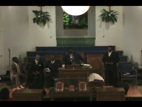 Rev. Crawford - Preaching through song
