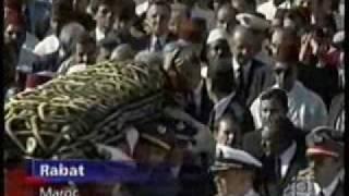 au deces de s m hassan plusieurs marocains de montreal se sont reunis