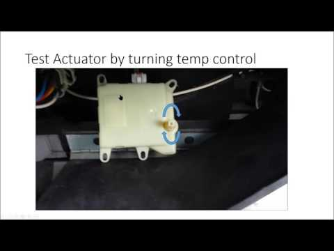 Ford Ranger Interior Heat Repair