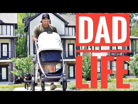 Day In the Life of A New Dad