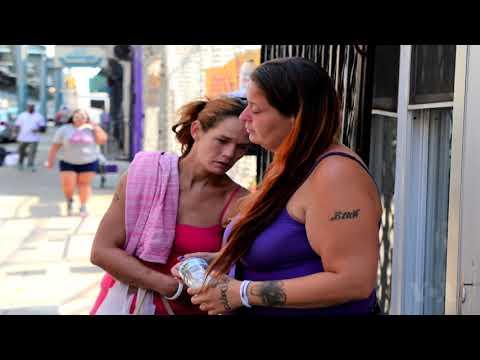 Philadelphias Battle Against Opioids Takes Aim at Hard-Hit Neighborhood