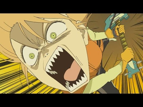 FLCL 'Fooly Cooly' - Trailer