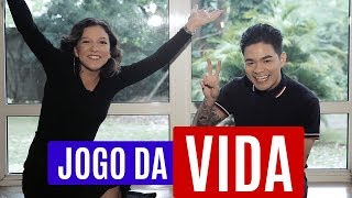 JOGO DA VIDA - Priscilla e Yudi (Parte 1)