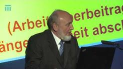 DIA-Forum 2015 mit  Prof  Dr  Hans Werner Sinn