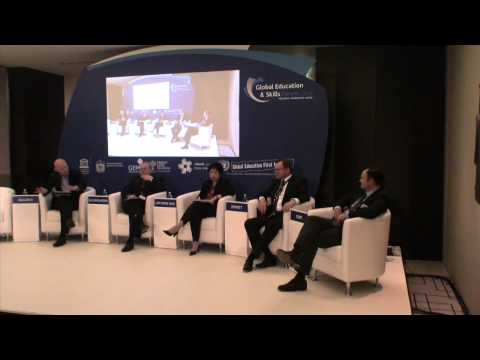 GESF 2014 Panel Discussion: New mechanisms for investing in global education