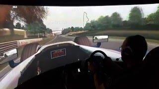Sim-X Skien. LFS Track