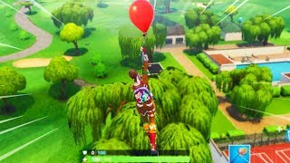NEW 'Balloons' Item in Fortnite! Fortnite Balloons Gameplay coming soon! (Balloons Update)