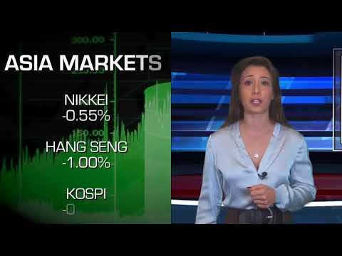 Italy drags down markets (WebTV)