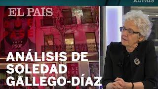 ELECCIONES | El ANÁLISIS de Soledad Gallego-Díaz del resultado