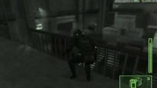 Splinter Cell Pandora Tomorrow Online Match Spy Part 1