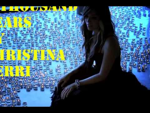 A THOUSAND YEARSCHRISTINA PERRI MP3 FREE DOWNLOAD